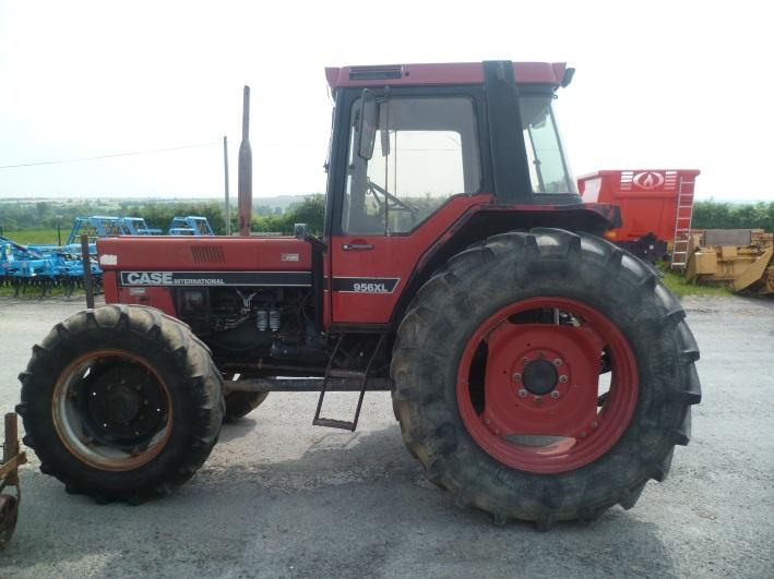 Case ih tracteur agricole 956 xl tracteur agricole for Case agricole